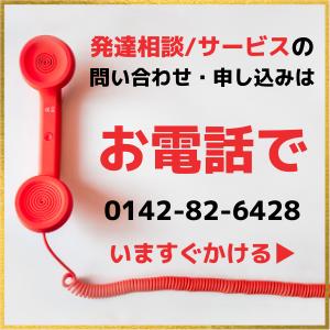 お問い合わせはお電話で。今すぐかける。電話番号0142-82-6428